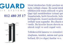 ❖Qapi tipli metal detectorlar ☎ 055 895 69 96 ❖