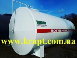 Резервуар для нефтепродуктов 40 куб
