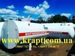 Резервуар для нефтепродуктов надземный