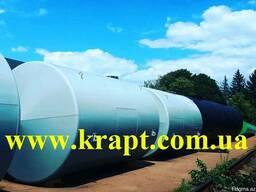 Резервуары для хранения нефтепродуктов 25 куб