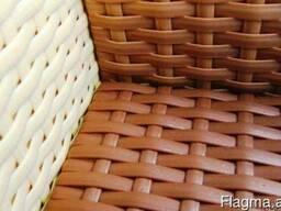 Ротанг искусственный от производителя Завод Фери Техно, РБ - фото 3