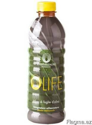 Сок листьев оливкового дерева OLIFE- для всех!