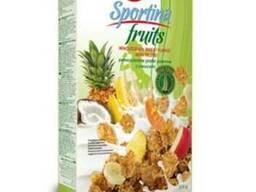 Сухие завтраки - Кукурузные хлопья