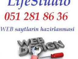 Web sayt hazirlanmasi 055 450 57 77