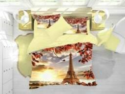 3Д постельное белье - фото 3