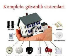 Alarm və siqnalizasiya sistemləri