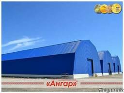 Ангар 15х36 - Заводские цены от производителя - фото 3