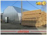 Ангары полигональные для деревообрабатывающей отрасли - фото 1