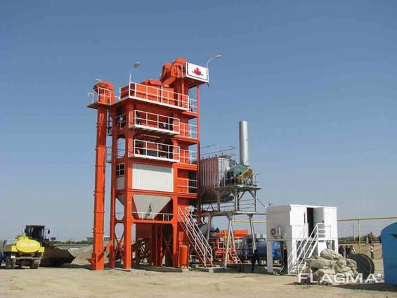 Асфальтобетонный завод 56-600т/ч Ca-Long 2020г
