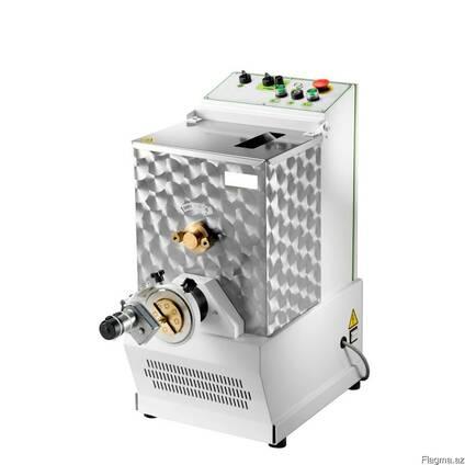 Автоматический макаронный пресс 25 кг/час