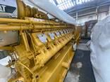 Б/У дизель-генератор CAT-7400 MS, 5200 Квт, 2011 г. в - фото 6