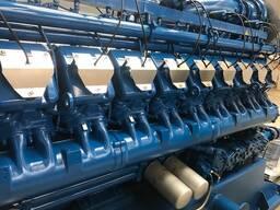 Б/У газовый двигатель MWM TCG 2020 V20, 2000 Квт, 2012 г. в. - photo 2