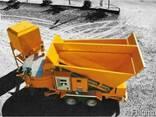 Мобильный бетонный завод Sumab С-15-1200 (Швеция) - фото 4