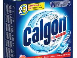 Calgon средство для смягчения воды FMCG