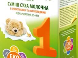 Детское питание (каши, смеси, прикорм) - photo 1