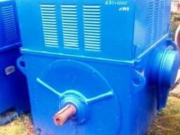 Электродвигатели 160 кВт - 3150 кВт, в наличии с хранения. - фото 3