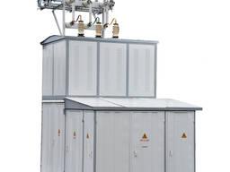 Комплектные трансформаторные подстанции КТПМ-ВА