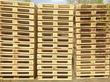 New Euro Pallets with license EPAL 1200x800 - photo 4