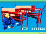 Фильтр рамочный напорно-вакуумный. FTF-system - photo 3