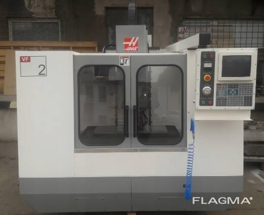 Фрезерный станок с ЧПУ Haas VF2