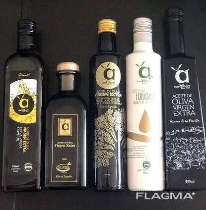 """Испанское Оливковое масло """"Extra Virgin"""" 0,25; 0,5 и 5литр."""