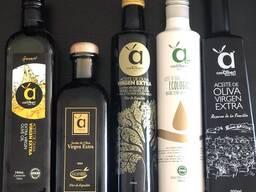 """Испанское Оливковое масло """"Extra Virgin"""" 0, 25; 0, 5 и 5литр."""