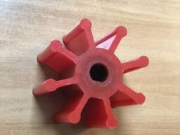 Изготовление деталей, уплотнений, запасных частей из полиуретана