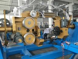 Кабельное оборудование- машина скрутки типа банчер