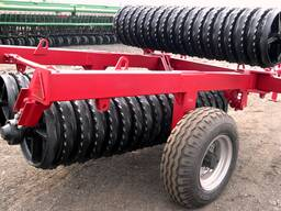 Каток прикатывающий / Compacting preseeding roller