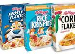 Kelloggs - хрупкий, хлопья, завтраки для всех - фото 1