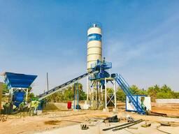 Компактный бетонный завод C60 SNG-PLUS (60m³/h)