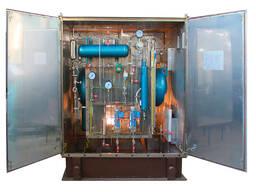 Комплекс одоризации газа КСОГ-4К автом. насосный, одоризатор