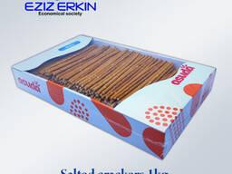 Крекеры солёные «Taýajyk» - 1000грам