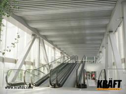 Laminat şerit ekran asma tavan istehsalçıdan