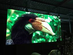 Led экран с шагом пикселя Р3. 91для помещения