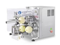 Машина для очистки, нарезания, удаления сердцевины из яблок 600 шт/час