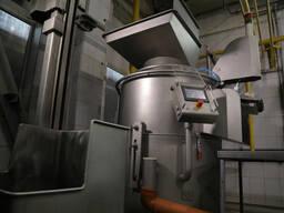 Машина мойки и обезволашивания шерстных субпродуктов LF-С