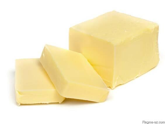 Масло сливочное Крестьянское ГОСТ 73% жира, монолит, экспорт