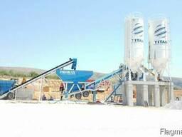 Мобильный бетонный завод М-100 sng Promax Турция
