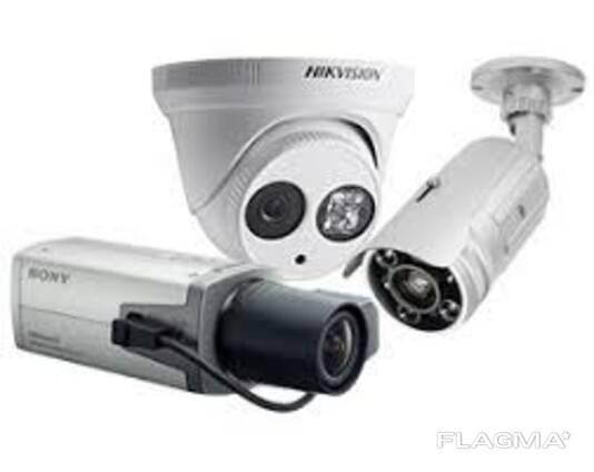 Nəzarət kameraları satışı