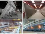 Оборудование для изготовления бетонных стеновых панелей, ЖБИ - фото 2