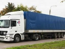Перевозка сборных грузов из России в Азербайджан (от 100 кг)