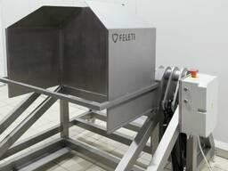 Подъемник универсальный пневматический Feleti ПУВ-О-П - фото 2