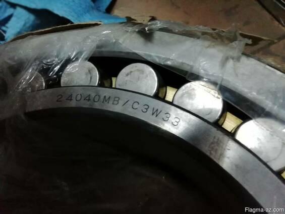 Подшипник роликовый радиальный 24040MB/C3W33