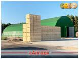 Полигональные металлические здания/ ангары - фото 2