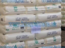 Polypropylene, polyethylene