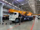 Поставка и продажа новых автокранов моделей Ивановец в Азербайджане - фото 1