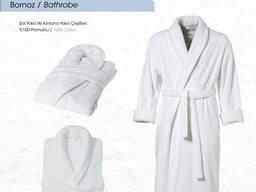 Постельное белье, полотенца и халаты - фото 2