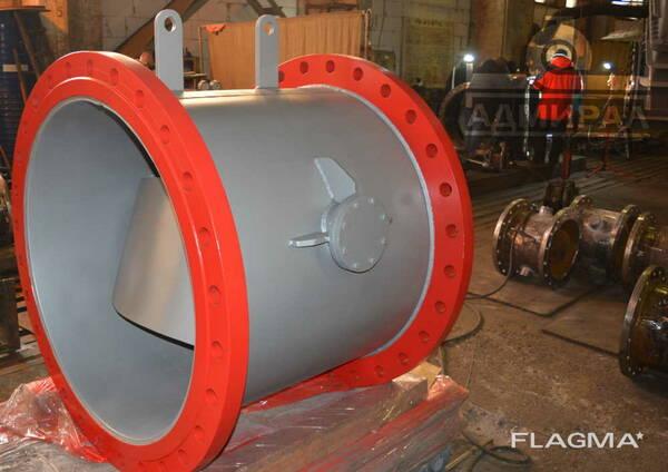 Предлагаем Клапаны обратные дисковые с резиновым упл