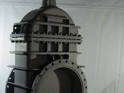 Предлагаем задвижки, затворы, клапаны DN 300-2800 мм в Азербайджане